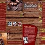 Menù pieghevoli A3 - Buffalo - Piombino (LI)