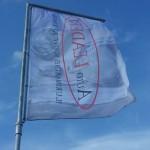 Stampa Bandiera telo nautico con asola e anelli - Auto Leader - Riotorto (LI)
