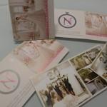 Biglietti da visita a libretto - Non Solo Bianco - Follonica - (GR)