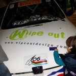 decoro auto rally - Studio grafico - Piombino (LI)