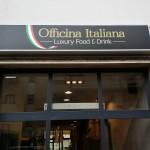 Cassonetto retroilluminato con adesivo opalino - Officina Italiana - Follonica (GR)