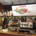 Cartello Drink in forex con stampa diretta - Bar Rio - Piombino (LI)