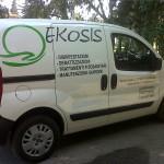 Decoro automezzo - Ekosis - Piombino (LI)