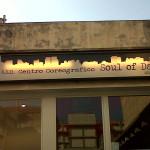 Insegna retroilluminata con adesivi pre spaziati - Soul Of Dance - Piombino (LI)