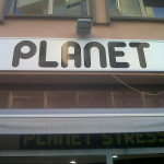 Adesivi su supporto rigido - Planet Stress - Follonica (GR)