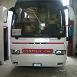 Copertura car wrapping cambio colore autobus - Venturina (LI)