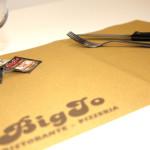Tovagliette carta paglia - Pizzeria Big Jo - Piombino (LI)