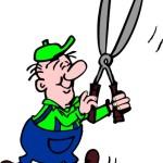 Creazione personaggio logo - Il Giardino Verde - Cecina (LI)