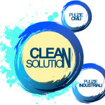 Creazione marchio d'impresa - Clean Solution - Piombino (LI)