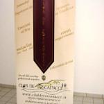 Struttura Pop Up con stampa diretta su pvc Banner - Club de Toscanacci - Cecina (LI)